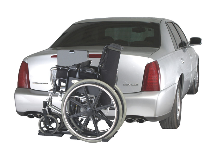 Wheelchair Lift For Car >> Power Tote Wheelchair Lift
