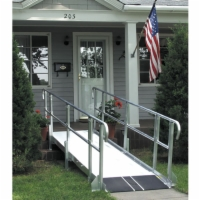Commercial Access Modular Ramp